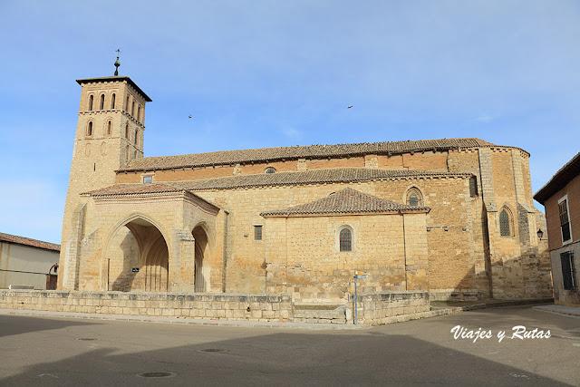 Iglesia de Santa María de Paredes de Nava