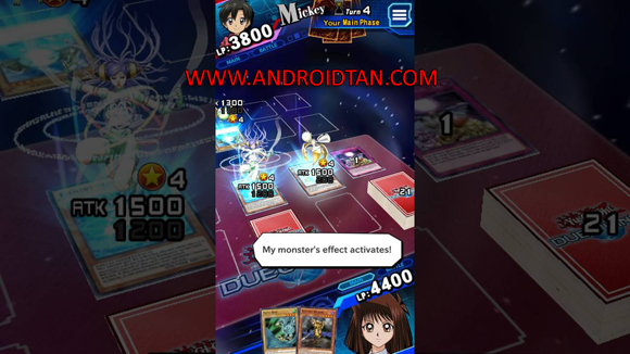 Download Yu-Gi-Oh Duel Links Mod Apk v1.2.0 Android Full Version Terbaru 2017 Free