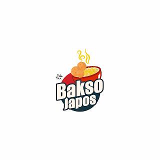 Bakso Japos Logo Design