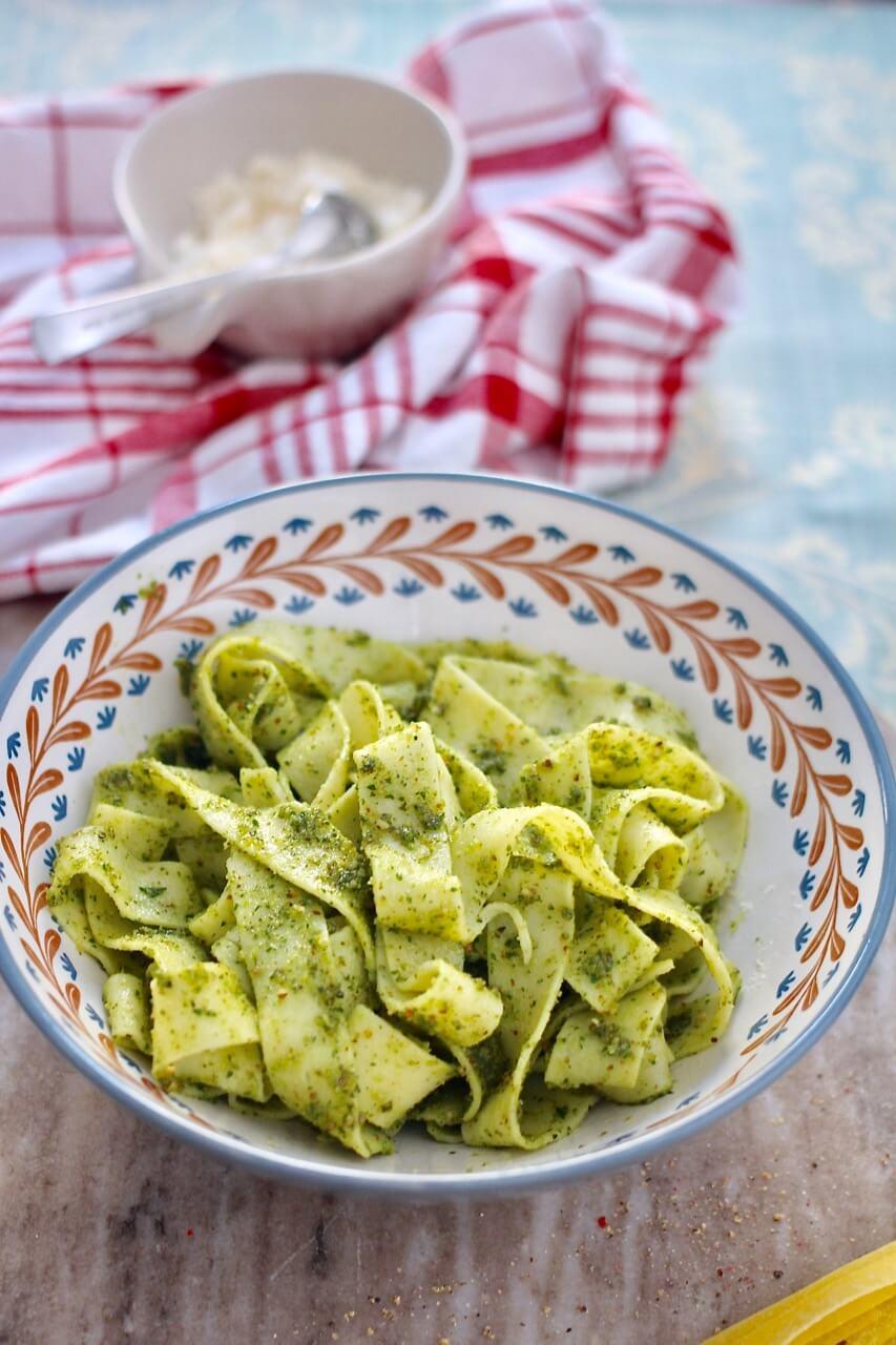 Rezept Liebstöckel Pesto