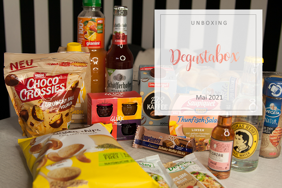 Degusta Box - Mai 2021 - unboxing