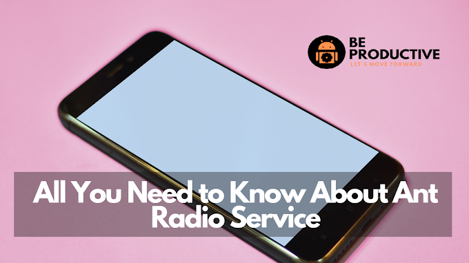 All You Need to Know About Ant Radio Service