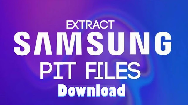 Download Only Samsung Pit File Free Without Any Password by Jonaki TelecoM