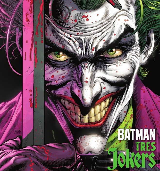 Batman: Tres Jokers
