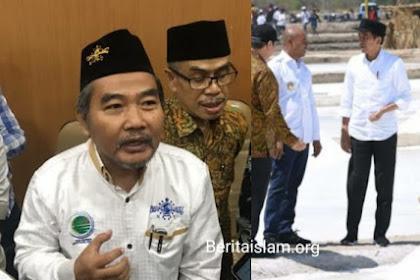 Jokowi Sebut Kualitas Garam Madura Jelek, NU Jatim Protes dan Tuntut Minta Maaf