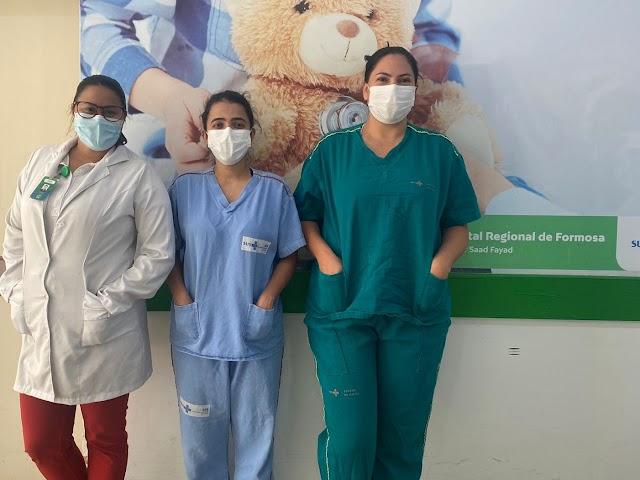 Hospital Estadual de Formosa amplia equipe do Núcleo Interno de Regulação