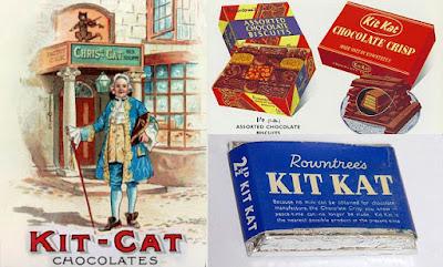 Kit-Cat and Kit-Kat
