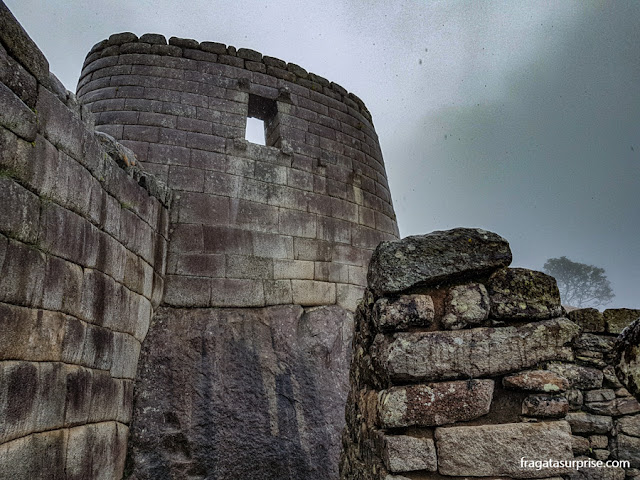 Templo do Sol de Machu Picchu