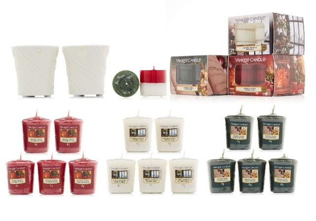 4 xlot//Bundle Yankee Candle wax melts Tarts.Free UK P/&P//Offers@Red Apple Wreath