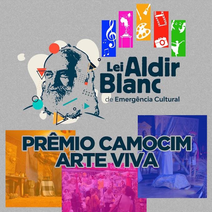 REGIÃO: Camocim inscreve artistas para o Prêmio Camocim Arte Viva