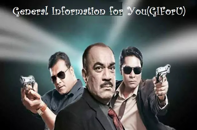 Full Form of CID - Full Episode Detials of CID 2019-GIforU