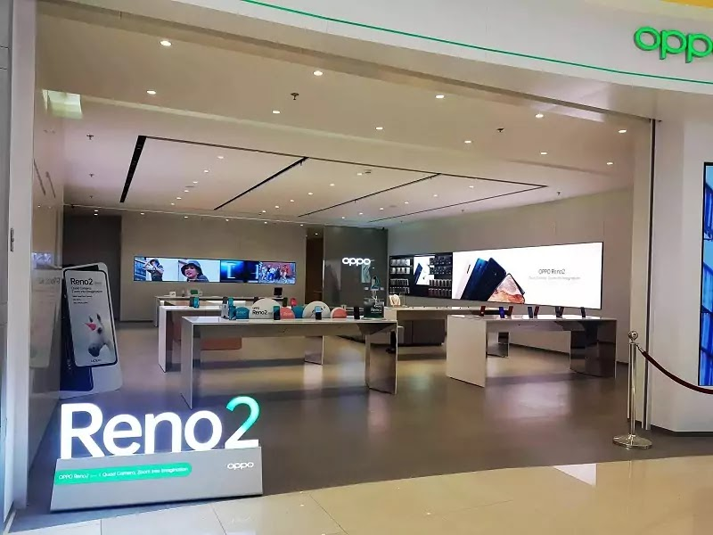OPPO Experience Store in SM City General Santos