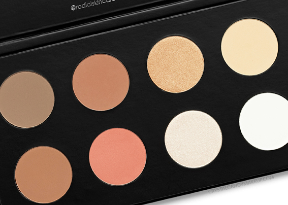 Rodial The Icons Collection Palette Review
