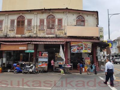 Ho Ping Cafe Penang