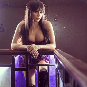 Foto Dj Olive Purple Seksi