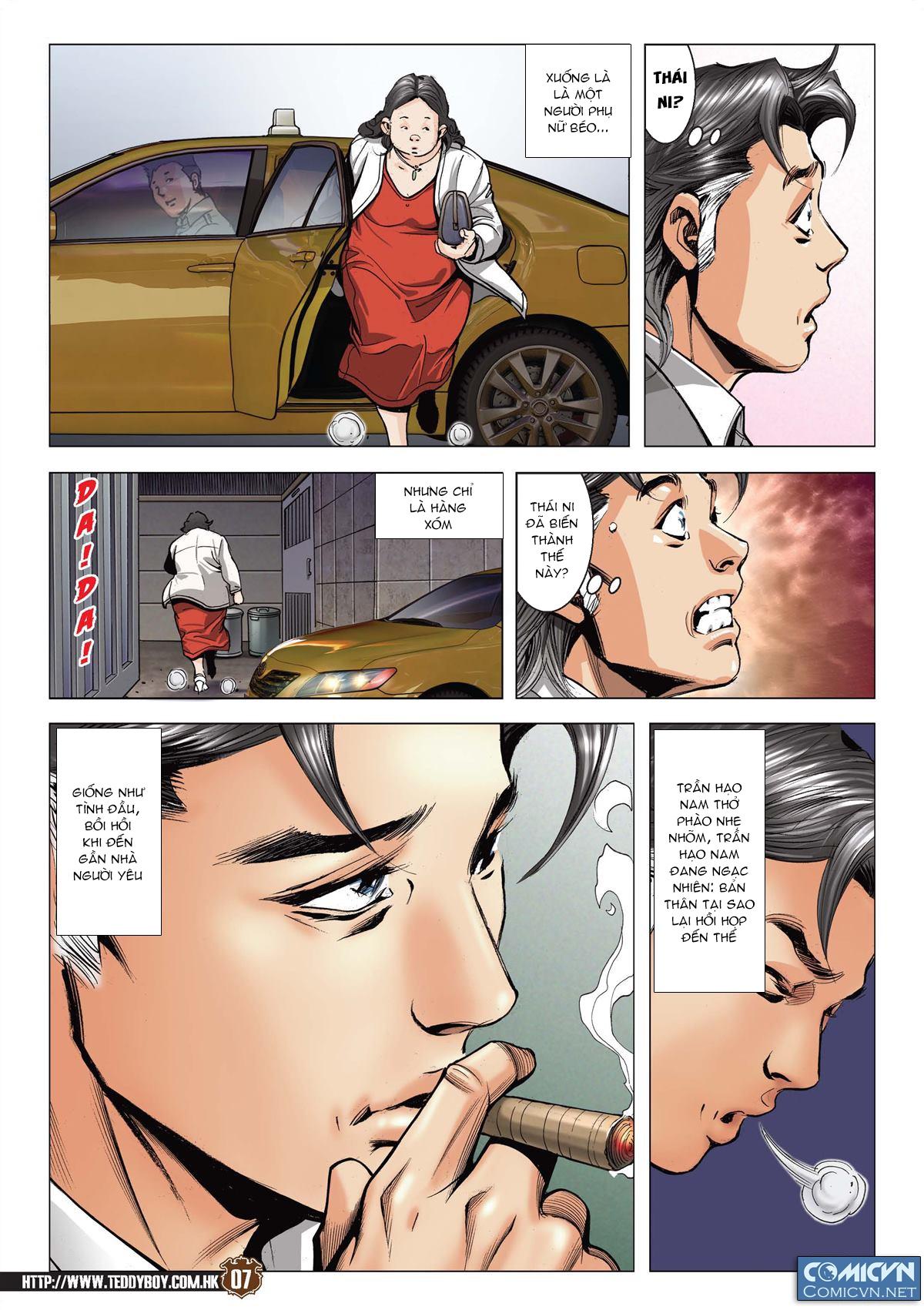 Người Trong Giang Hồ chap 2104 - Trang 7