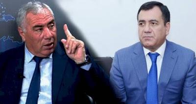 """""""Qüdrət Həsənquliyev Milli Məclisdə rüşvət hesabına oturur"""""""