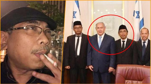 Pernah Dikecam Bertemu PM Israel, Yahya C. Staquf Menguat jadi Menag Pengganti Fachrul Razi