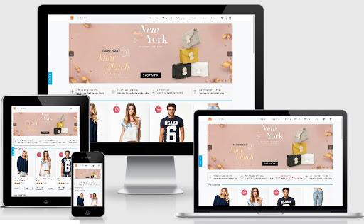 Template blogspot bán hàng thời trang load nhanh  - Ảnh 1
