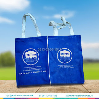 souvenir tas murah dan berkualitas | 0813-2666-1515