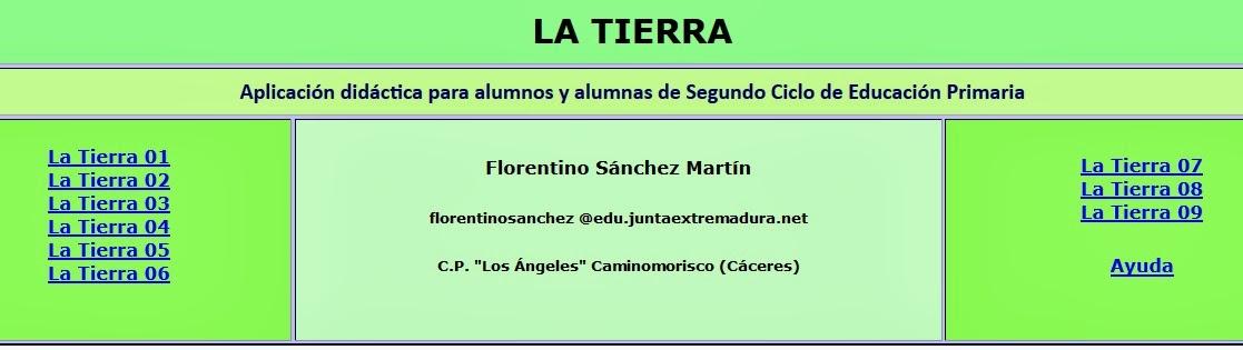 http://cplosangeles.juntaextremadura.net/web/cmedio4/latierra/indice.htm
