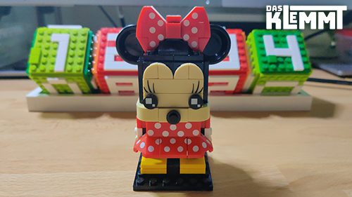 Ladies & Gentlemen - Minnie Mouse