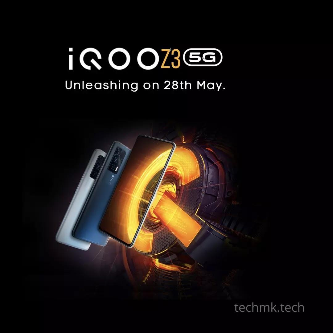 Iqoo-z3, vivo, smartphone
