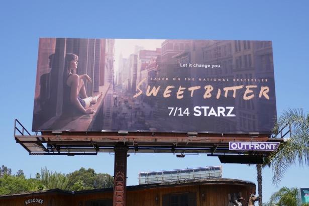 Sweetbitter season 2 billboard