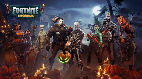 Fortnite Battle Royale - Cauchemars - Full HD 1080p