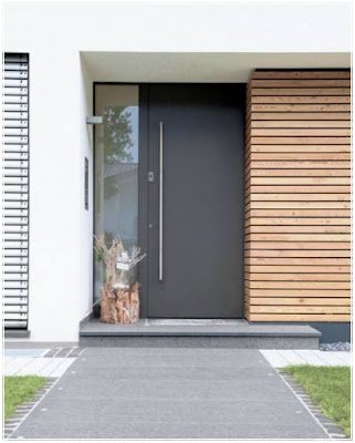 model daun pintu utama terbaru