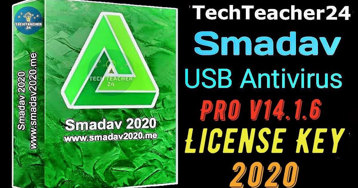 Smadav Pro 2020 Rev. 14.1.6 License Key🔑| Smadav Pro 2020 ...