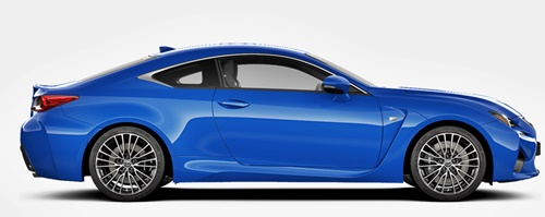 2015 Lexus RC f Design Review,Prices & Release date
