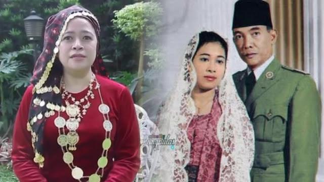 Megawati dan Puan Maharani Ternyata Berdarah Minang