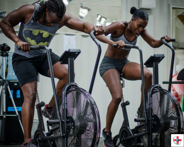 Couples Who Sweat Together, Stay Together: Research Finds.