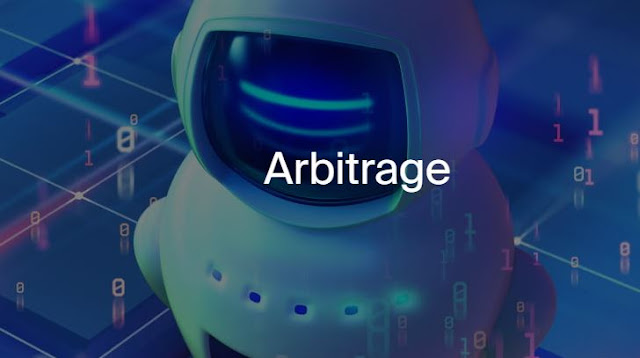 arbitrage trading cryptocurrency defi trades
