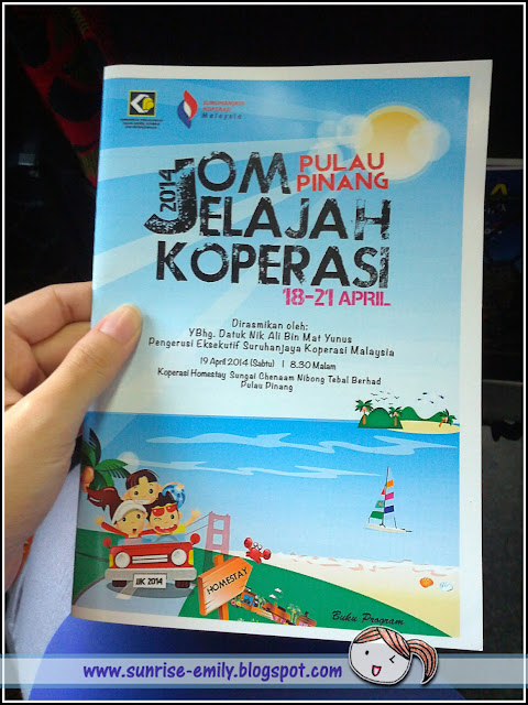 'Jom Jelajah Koperasi' Day 1 @ Penang