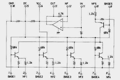 5 band graphich equalizer simple