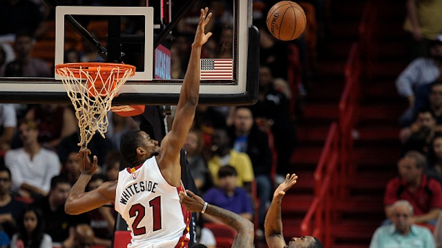 Hassan Whiteside, Miami Heat