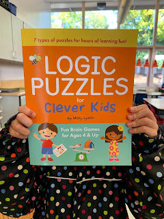 Help children develop logic with these fun puzzles