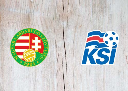 Hungary vs Iceland -Highlights 12 November 2020
