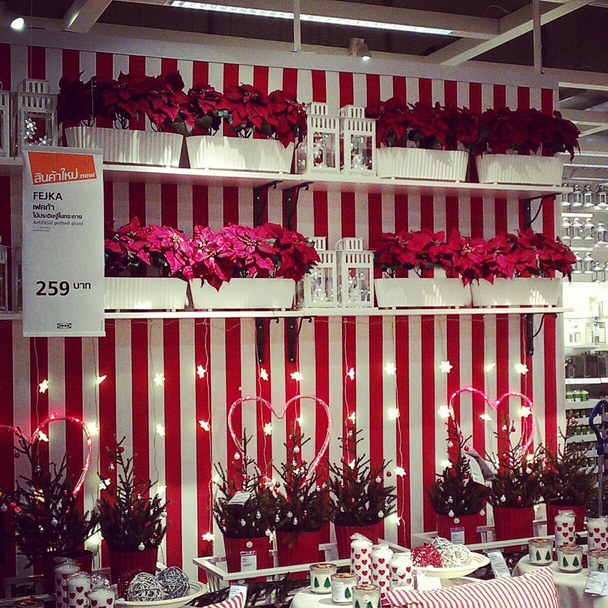 Ikea Christmas Decorations 2012: Christmas Decorations, IKEA Thailand