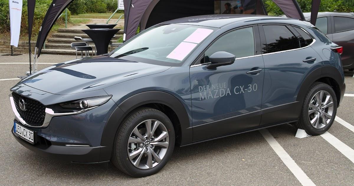 Mazda CX-30 (DM) 2019