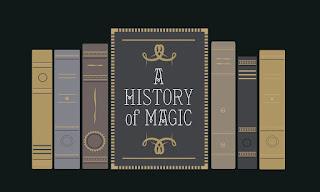 """Il libro di testo """"Storia della Magia"""""""