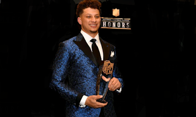 World Champion American Football: Mahomes (Kansas City) NFL Top Player