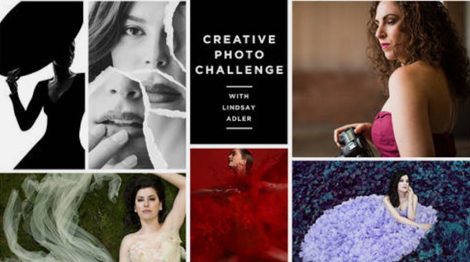 Free Creativelive Course - Creative Photography Challenge