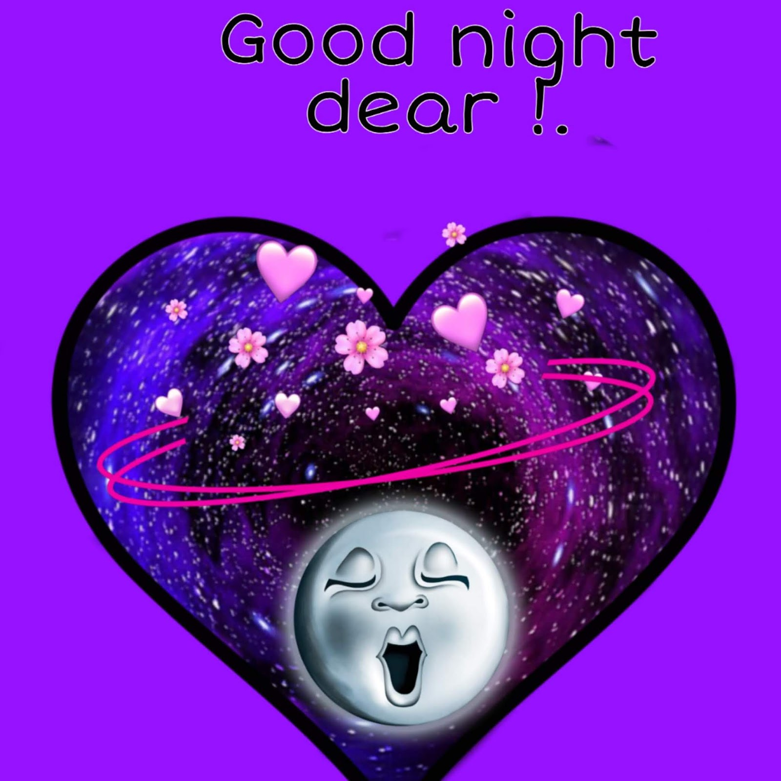 Lovely Cute Good Night Images