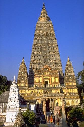 bodh gaya temple history