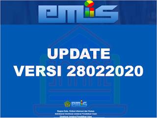 Aplikasi Feeder Emis Versi 28022020