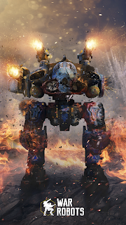 Griffin wallpapers war robots