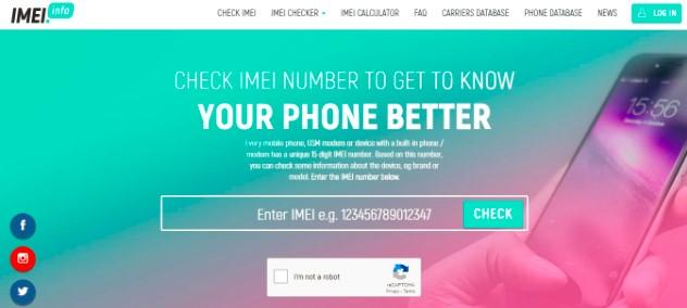 Website Cek Imei Iphone dan Smartphone Terbaru 2020